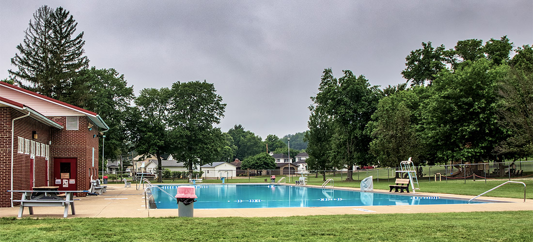 Village of Crooksville - Village Park - Municipal Swimming Pool