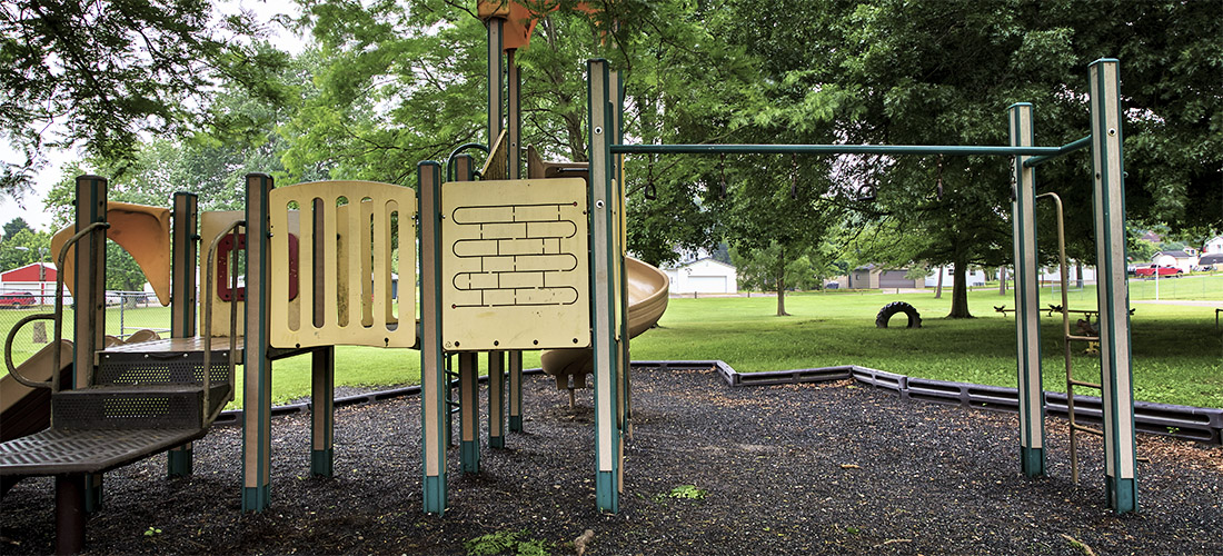 Village of Crooksville - Village Park - Playground